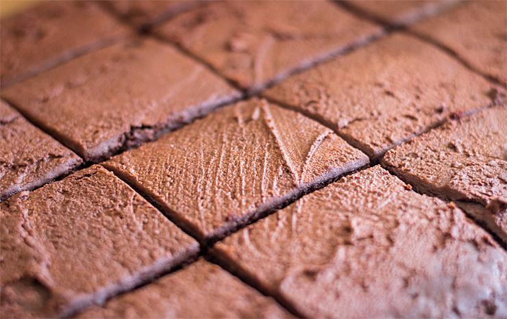 kakaový koláč bez vajec