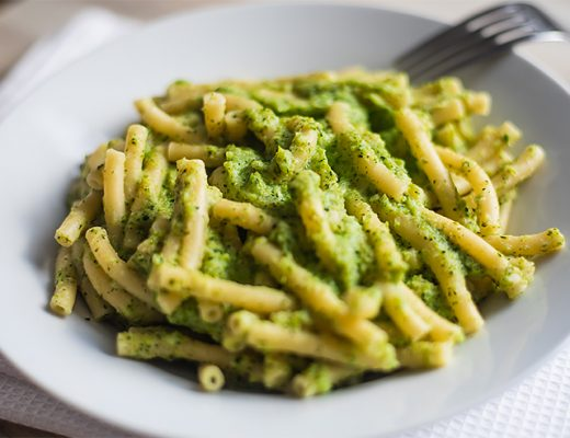 brokolicová omáčka